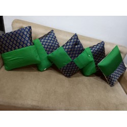 """Cushion Pillow for Home Decoration 16""""×16 """" Set of 5"""