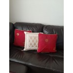 """Cushion Pillow for Home Decoration 16""""×16"""" Set of 5"""