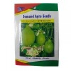DAS agro seeds ( Bottle Gourd Lattu F1 DAS Selection)