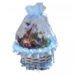 Heart Shaped Handmande Chocolate Basket