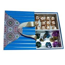 Handmade Festive Chocolate Gift Bag  Premium