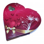 Homemade Heart Shape Chocolate Gift Pack