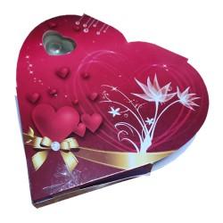 Homemade Heart Shape Chocolate Gift Pack