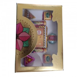 Rich Handmade Diwali Crackers Chocolate Box
