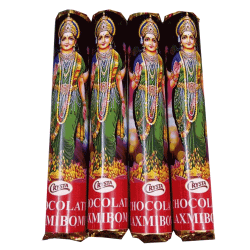 Diwali Handmade Chocolates Gift Pack -Crackers Laxmi Bomb Series
