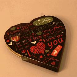 Handmade - Heart Shape Chocolate