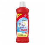 Red Star-Disinfectant cum cleaner with Sodium Hypocholrite