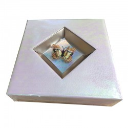 Diwali Dry fruit 3D Butterfly Corporate box