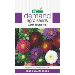 DAS agro seeds ( aster double mix )