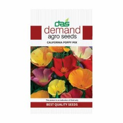 DAS agro seeds ( California poppy mix )