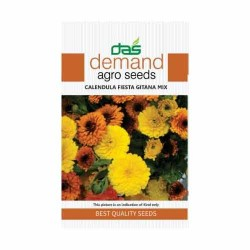 DAS agro seeds ( Calendula fiesta gitana mix )
