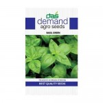 DAS seeds ( basil green ) 300 Seeds
