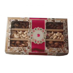 Corporate Diwali Gift Dry fruit box ( Diwali 1 )