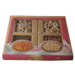 Corporate Diwali Gift Dry fruit box (Diwali 4)