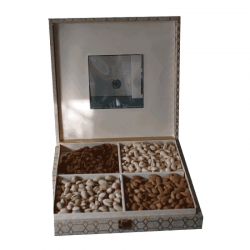 Multipurpose Dry Fruits gift Wooden box