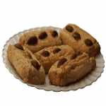 Almond Cookies- Badaam Cookies - Homemade