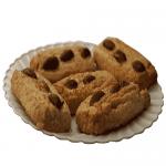 Almond Cookies- Badaam Cookies - Homemade