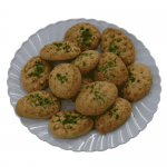 Homemade Cookies-Pista Flavored