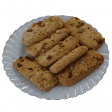 Crispy Almond Cookies Handmade Homemade