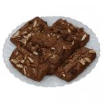 Chocolate Cookies-Almond Mix