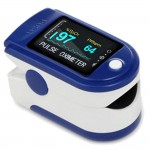 Finger Pulse Oximeter with most accurate reading with OLED Display
