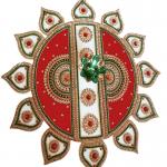 Beautiful Rangoli Handmade