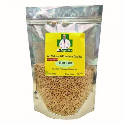 Dr Organic's Unpolished Tur-Arhar Dal