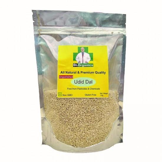 Buy Organic unpolished Udid Dal Online