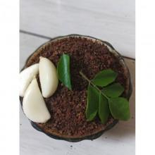 Javas Godlimb Chutney (Flax Seeds Curry Leaves )