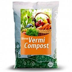 Organic Vermicompost