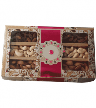 Homemade Dry Fruit Boxes