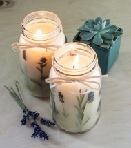 Huge range of beautiful decorative, scented & colourful handmade candle online available on homemadetrust