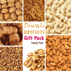 Dry Fruits Gift Pack (Family)