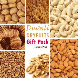 Dry Fruits Gift Pack (Family)