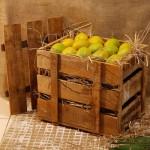 Devgad Alphonso Mango Wooden Peti - 6 Dozen