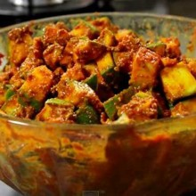 Homemade Mango Pickle Without Oil