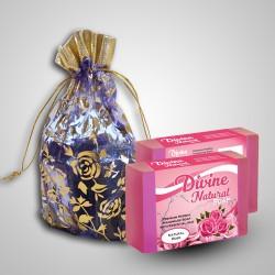 Handmade Divine Natural Rose oil soap