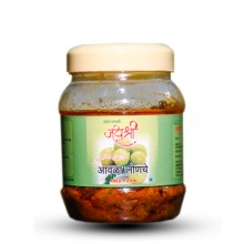 Homemade Amla Achar