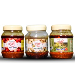 Homemade Karela Pickles-Mix Pickles- Karwand Pickles